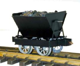 Ministeam Ore Truck Gauge 1 (45mm) Kit